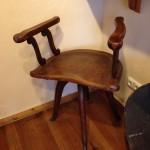 Ein besonderer Stuhl