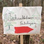 """""""Wald offen!"""" - Weihnachtsbaumschlagen 2016"""