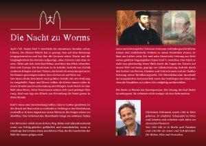 Info Nacht zu Worms