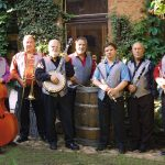 Schlossnacht mit Papa Binnes Jazz Band am 26. August 2017