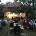 Schlossnacht mit Papa Binnes Jazz Band