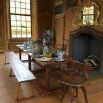 Zu Tisch! Eine königliche Jagdtafel im Jagdschloss Stern