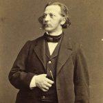Theodor Fontane im Jagdschloss Stern