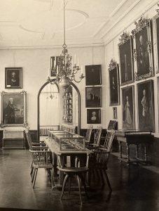 Tabakskollegium im Hohenzollernmuseum, Aufnahme 1940